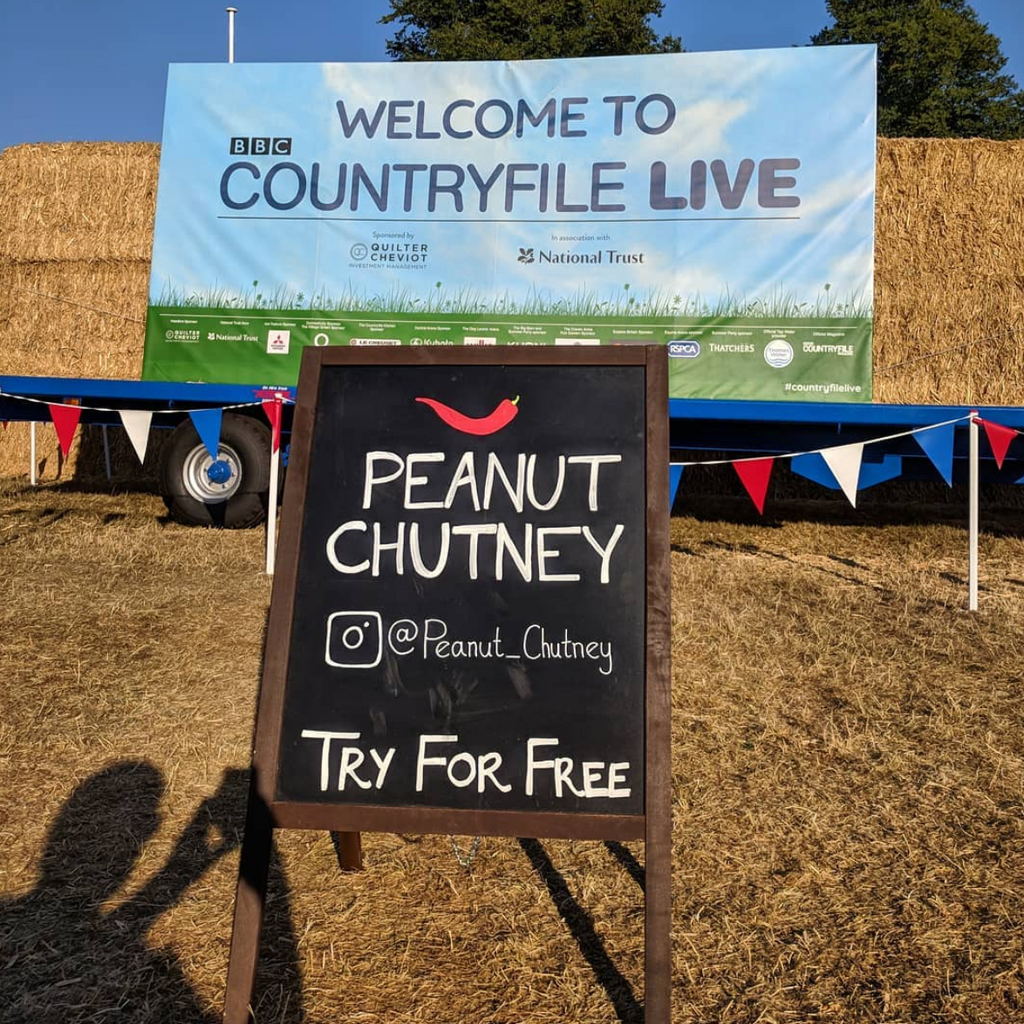 Spicing up Countryfile Live