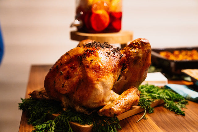 Christmas Turkey Ideas (Or at any other time of the year)