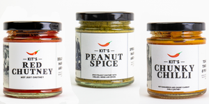 Kit's Chutney Explorer Pack