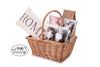 Basket with Custom Pillow