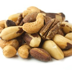 Mixed Nuts, Unsalted