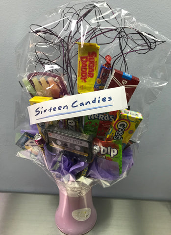 "Custom ""themed"" basket for any occasion"