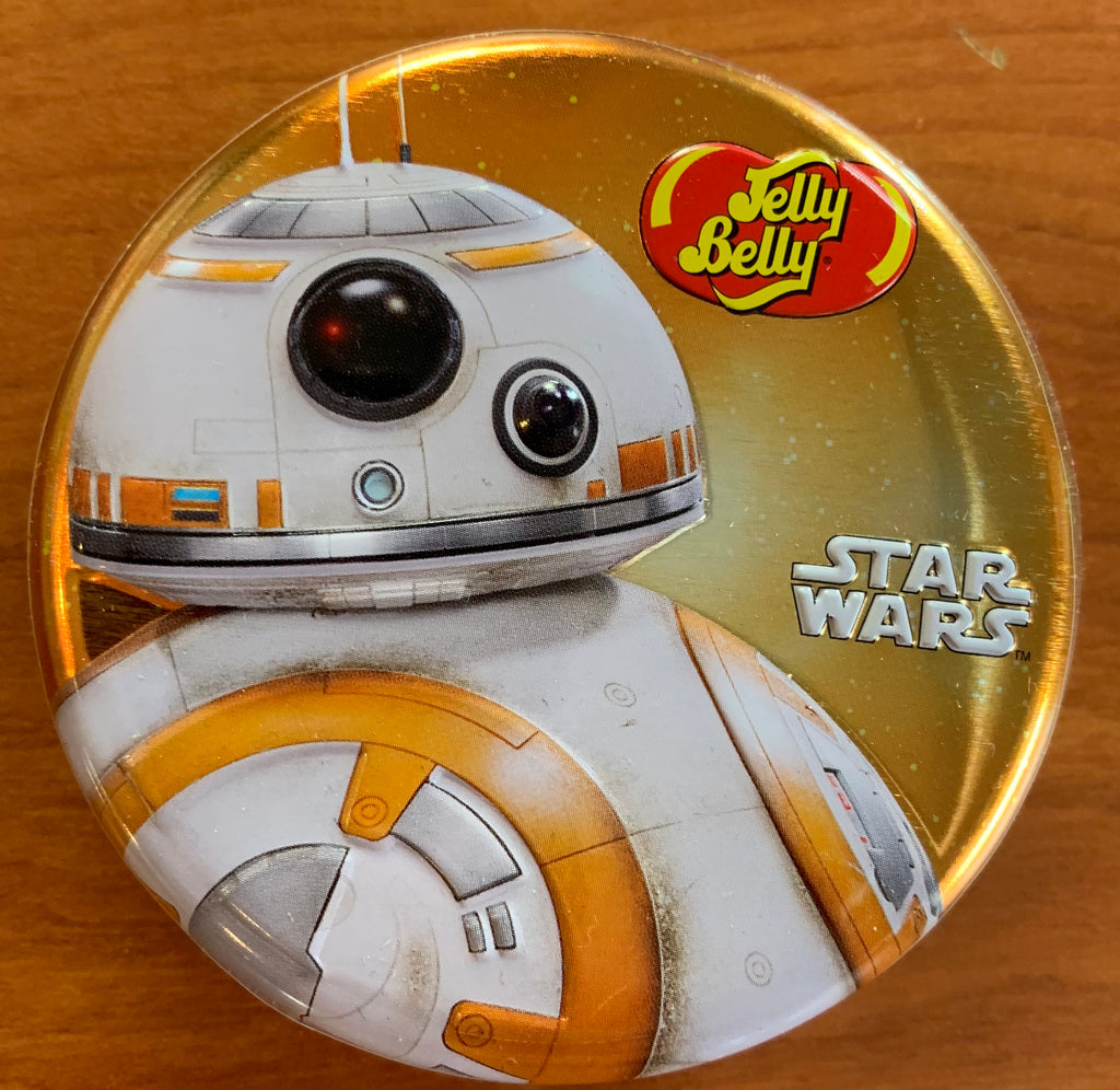 Star Wars tins w/ Jelly Belly Jelly Beans