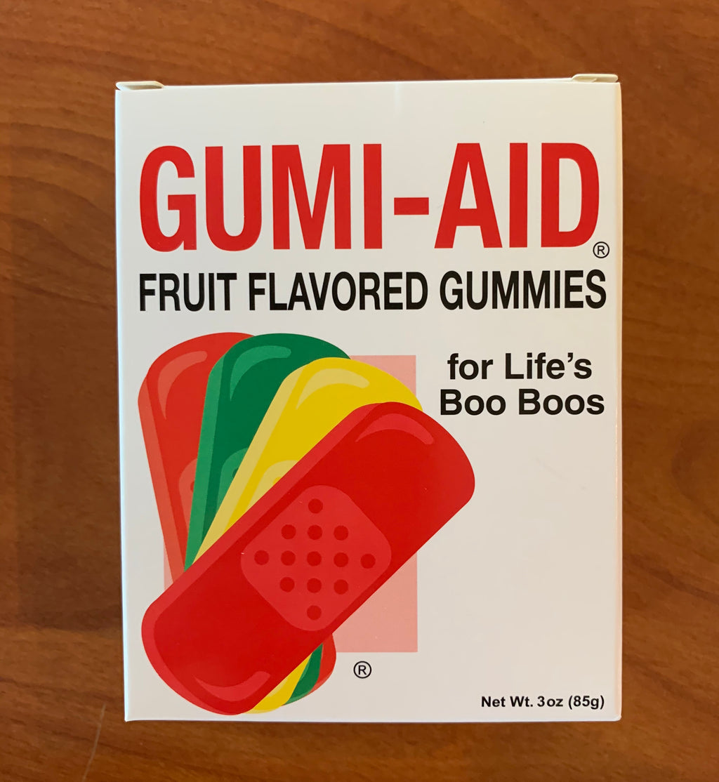 Gumi-Aid Fruit Flavored Gummies