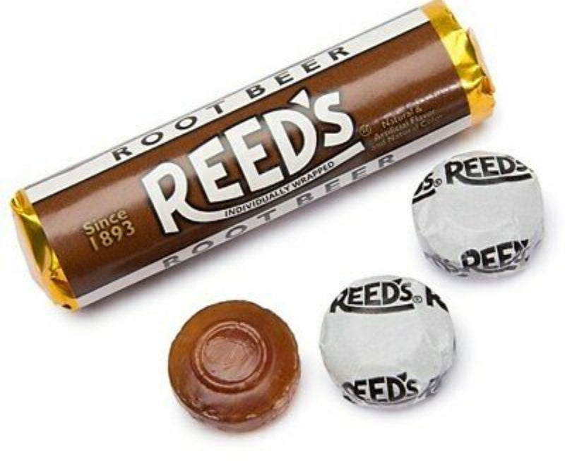 Reed's Hard Candies