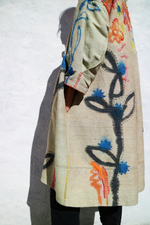 Load image into Gallery viewer, 018:01 KAROO SON SILK COAT