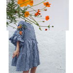 Load image into Gallery viewer, 020:00 GINGHAM DRESS