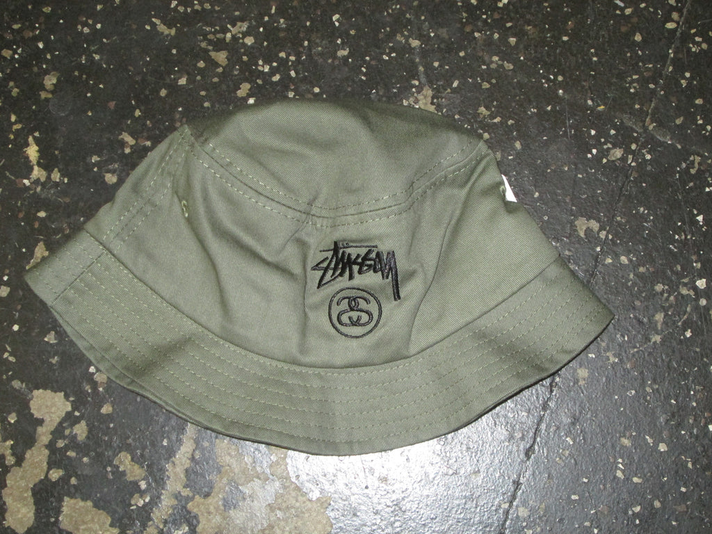 8abb89d1207 ... stussy stock lock fa14 bucket hat ...