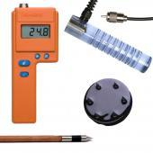 "Delmhorst FX-2000 Hay Moisture Tester 18"" Probe Deluxe Package"