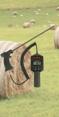 "DHT-1 Portable Hay Tester with 32"" Probe"