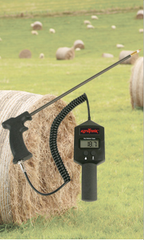 "DHT-1 Portable Hay Tester with 18"" Probe"