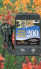 PW200 – Low Impedance Power – Small Animal Series