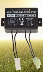 Solar Regulator - Fence Energizer Kit