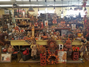 Fall Home Decor Country Primitive