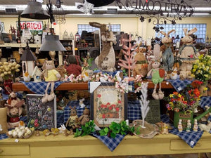 Summer Home Decor Country Primitive