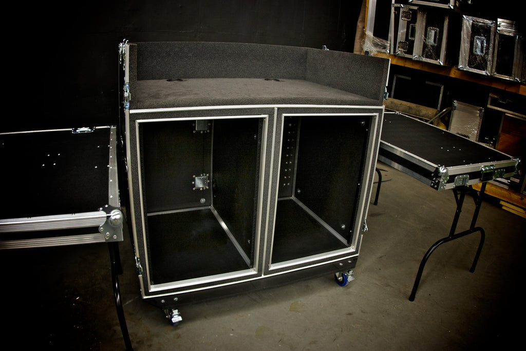 Mixer/Rack case - Brady Cases - 23