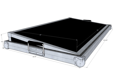 PT JR Pedal Train Case Junior
