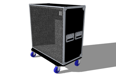 4x12 or 4x10 cab case live-in