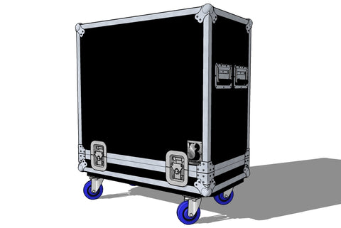 4x12 or 4x10 cab case lift-off