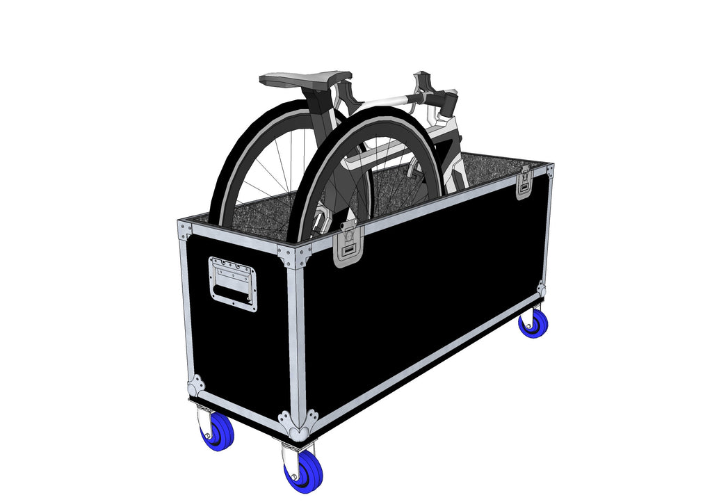 Lift-Off Bike Case - Brady Cases - 1