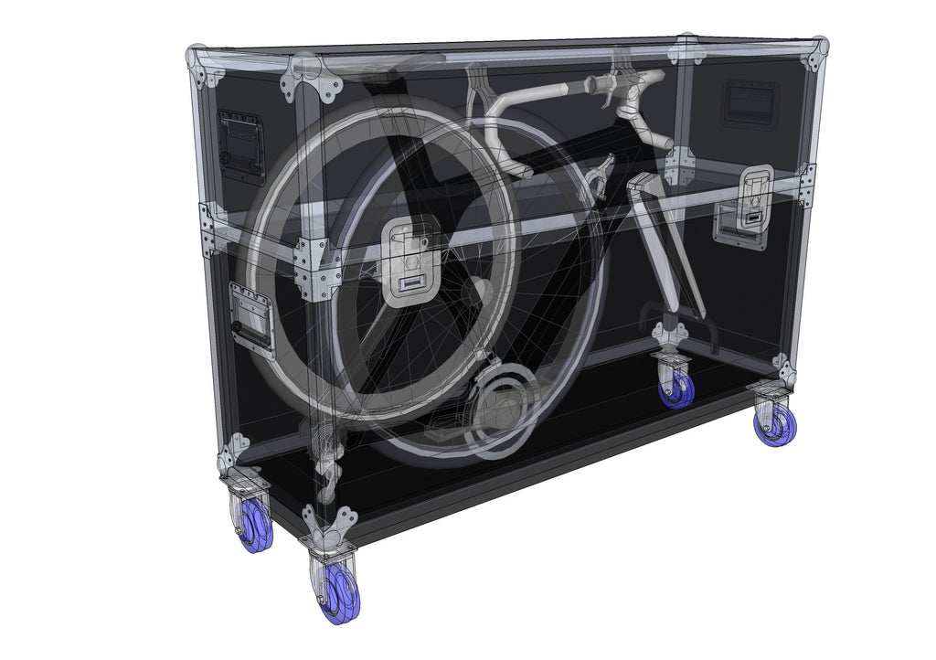 Lift-Off Bike Case - Brady Cases - 6