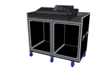 Mixer/Rack case - Brady Cases - 2