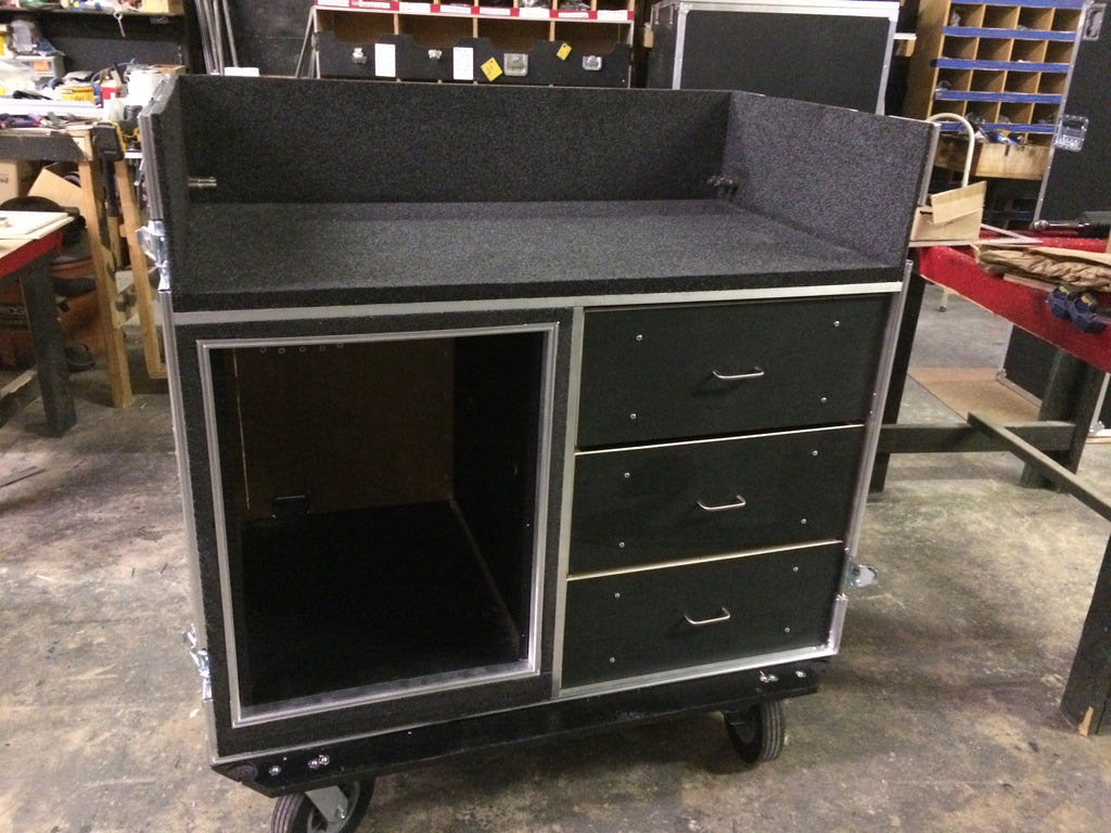 Mixer/Rack case - Brady Cases - 31