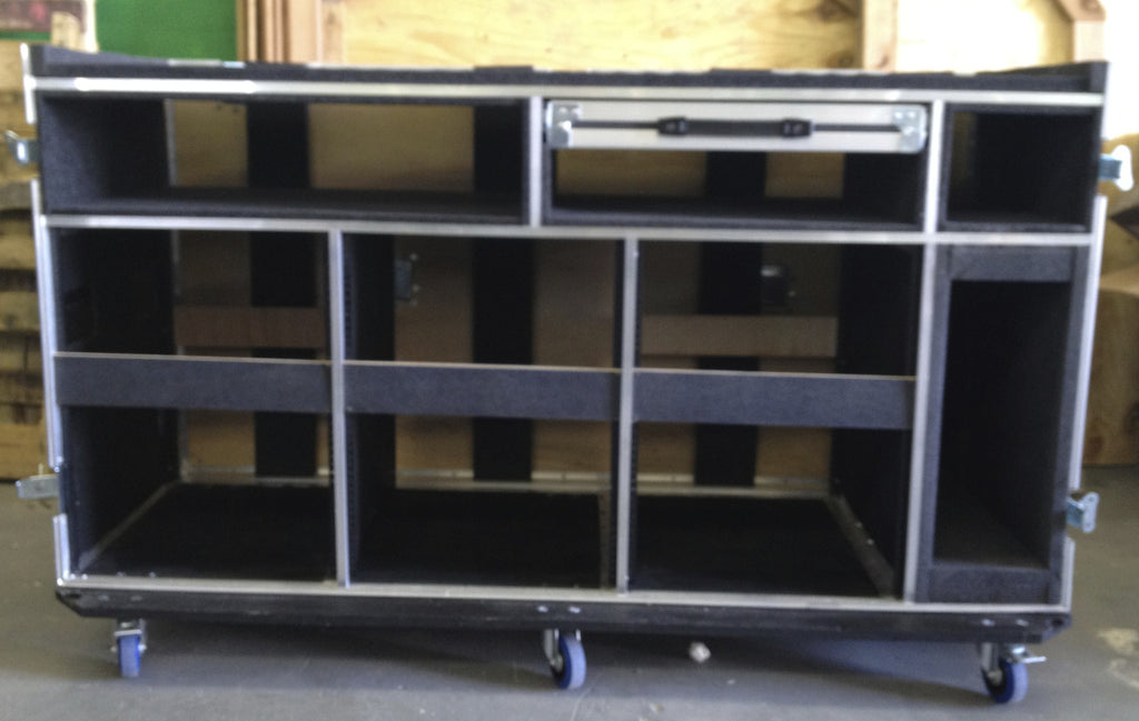 Mixer/Rack case - Brady Cases - 17