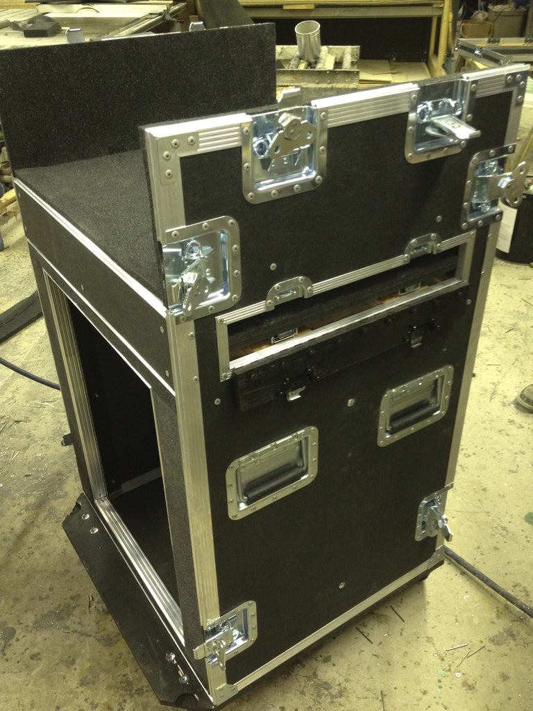 Mixer/Rack case - Brady Cases - 19
