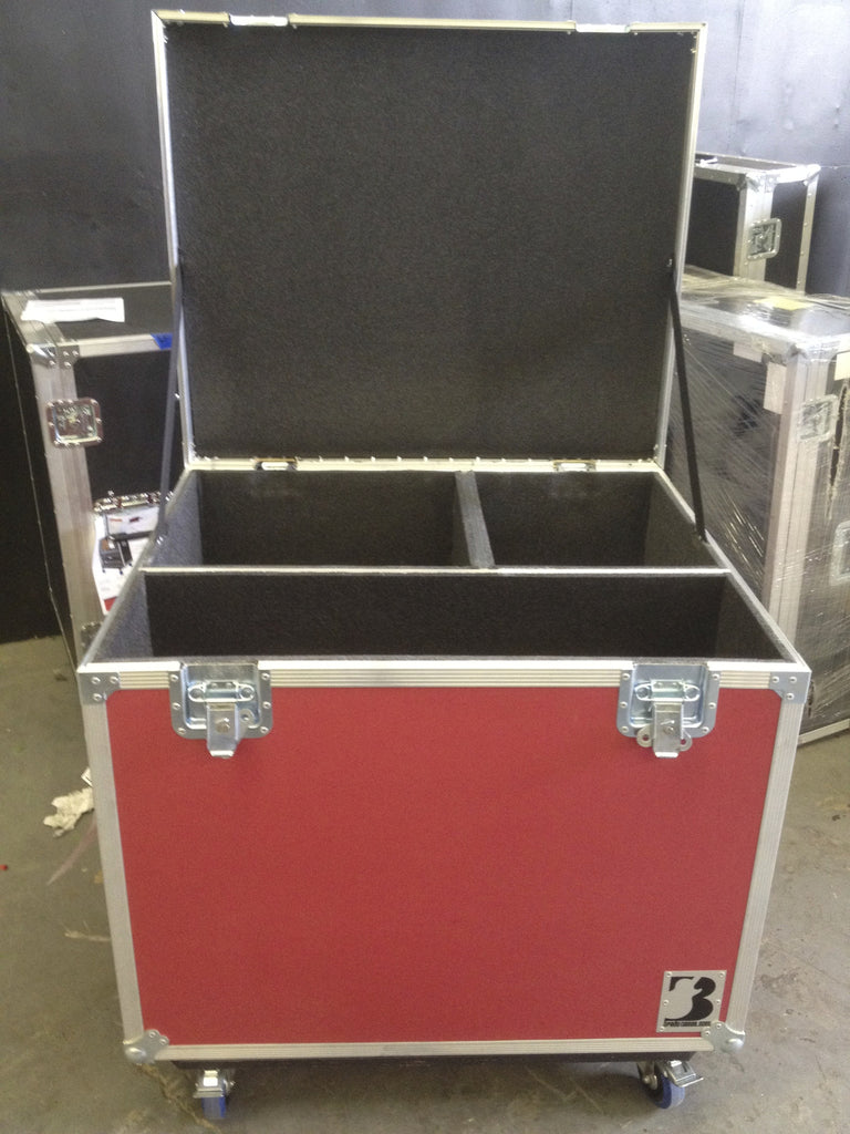 Drum Case Trunk or Vault - Brady Cases - 5