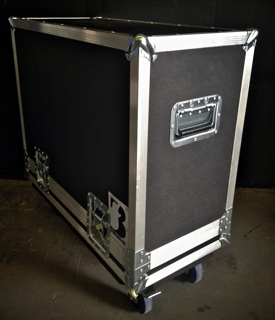 2x12 Lift Off Amp Case or Cab ATA Case - Brady Cases - 4