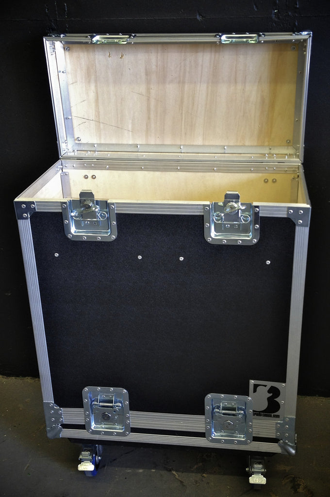storage in lid - Brady Cases - 2