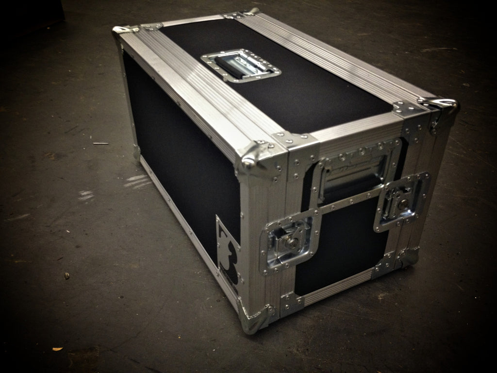 Head Live-in Amp - Brady Cases - 3