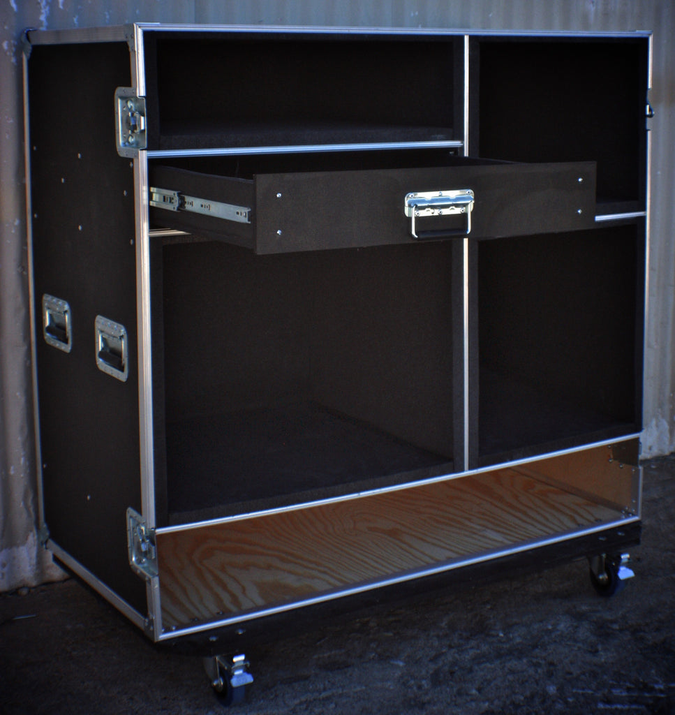 Drum Case Trunk or Vault - Brady Cases - 6