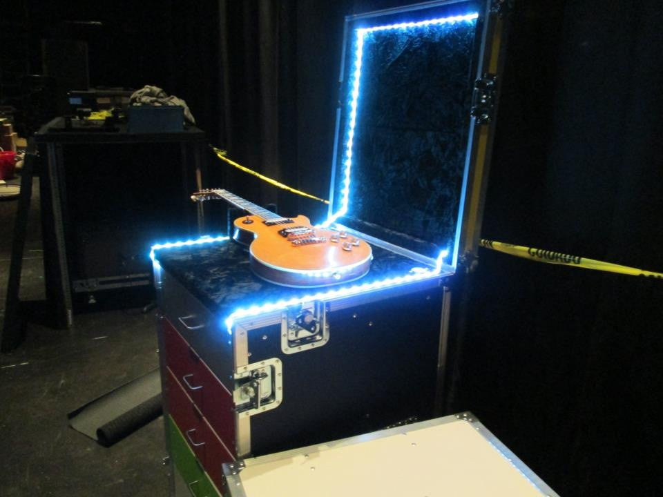 Guitar Workstation - Brady Cases - 2