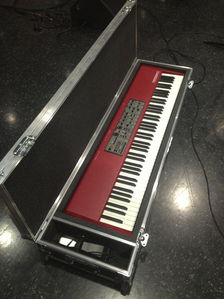 88 Keyboard Case - Brady Cases - 7