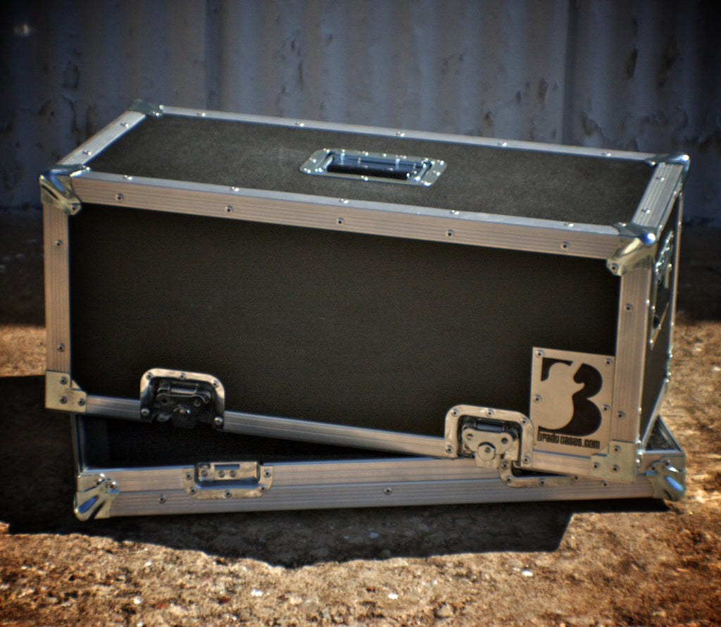Head Lift-Off Amp Case - Brady Cases - 5