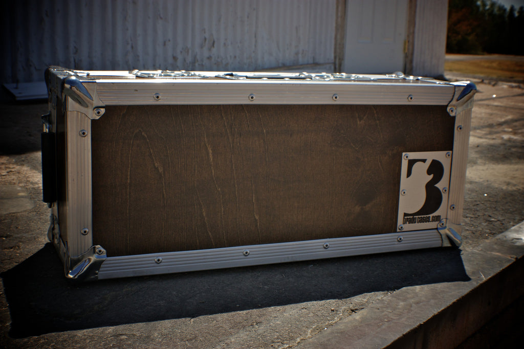 PT Mini Pedal Train Case - Brady Cases - 5