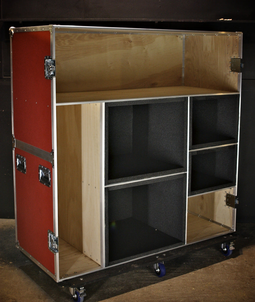 Drum Case Trunk or Vault - Brady Cases - 10