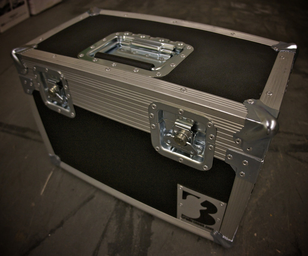Drop-In Amp Head Case - Brady Cases - 5