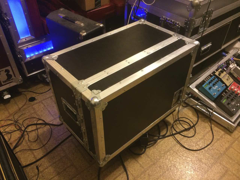 Standard ISO stereo cab case