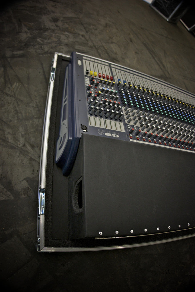 Soundcraft GB4 32 Case - Brady Cases - 3