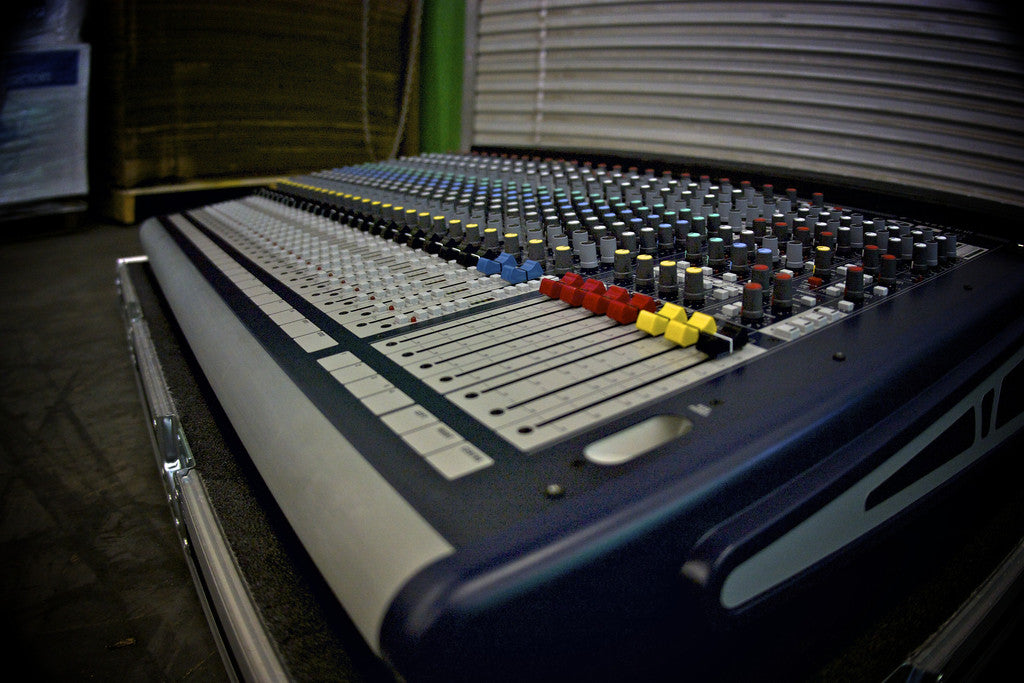 Soundcraft GB4 32 Case - Brady Cases - 4
