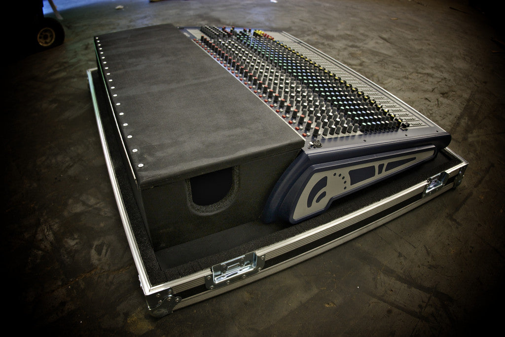 Soundcraft GB4 32 Case - Brady Cases - 1