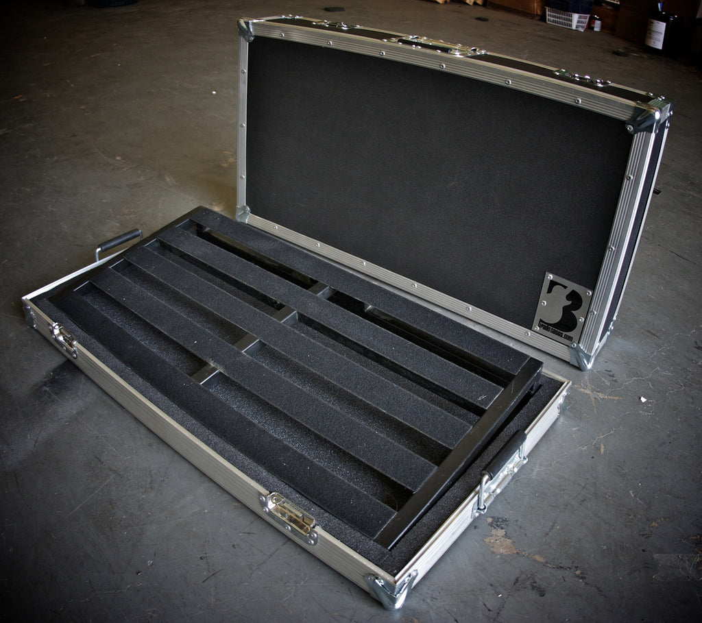 PT-Pro Pedal Train Pro Case PTPRO - Brady Cases - 5