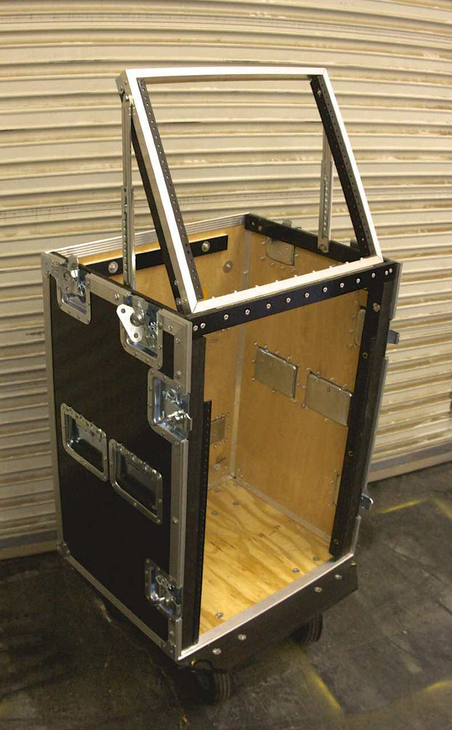 Mixer/Rack case - Brady Cases - 21