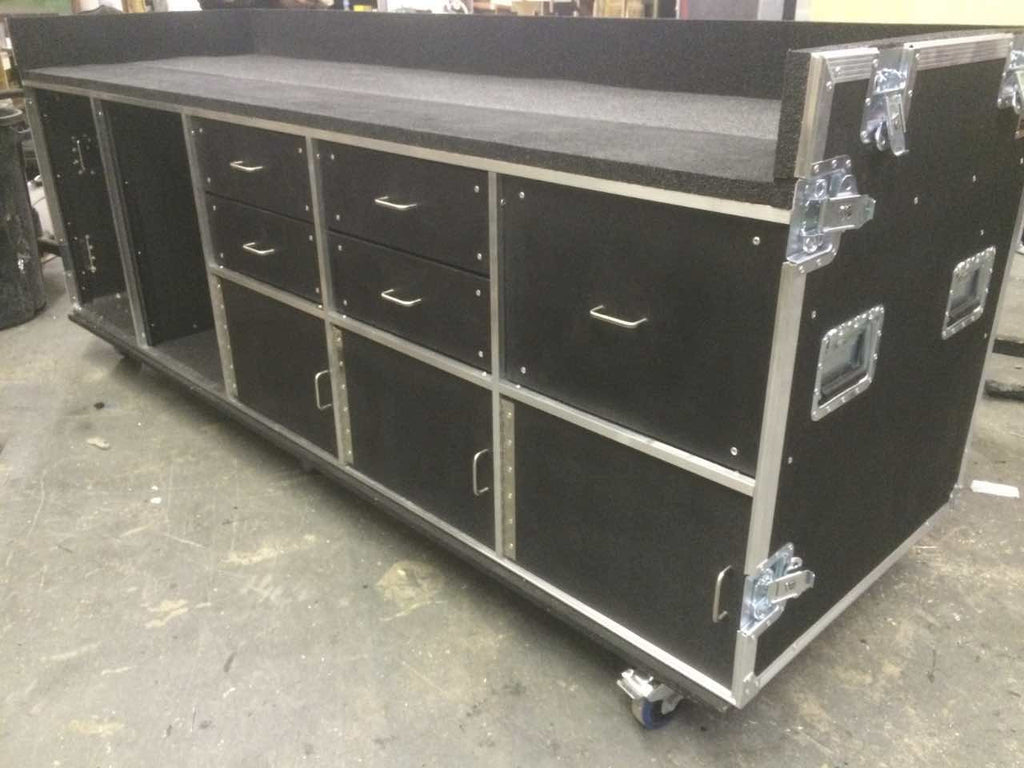 Mixer/Rack case - Brady Cases - 27