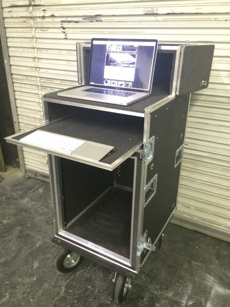 Mixer/Rack case - Brady Cases - 29