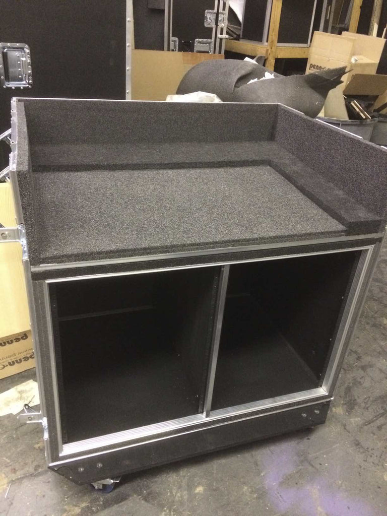 Mixer/Rack case - Brady Cases - 28