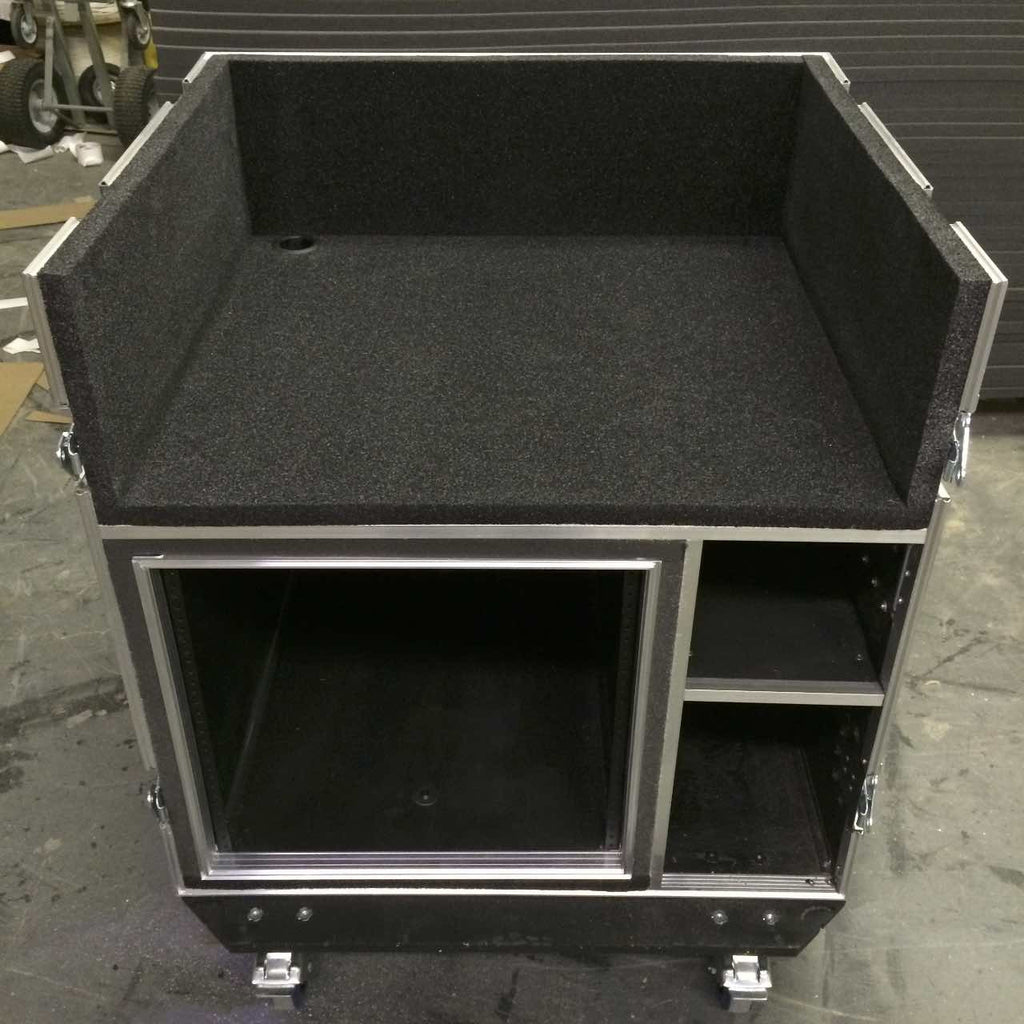 Mixer/Rack case